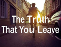 你離開的真相-The Truth That You Leave