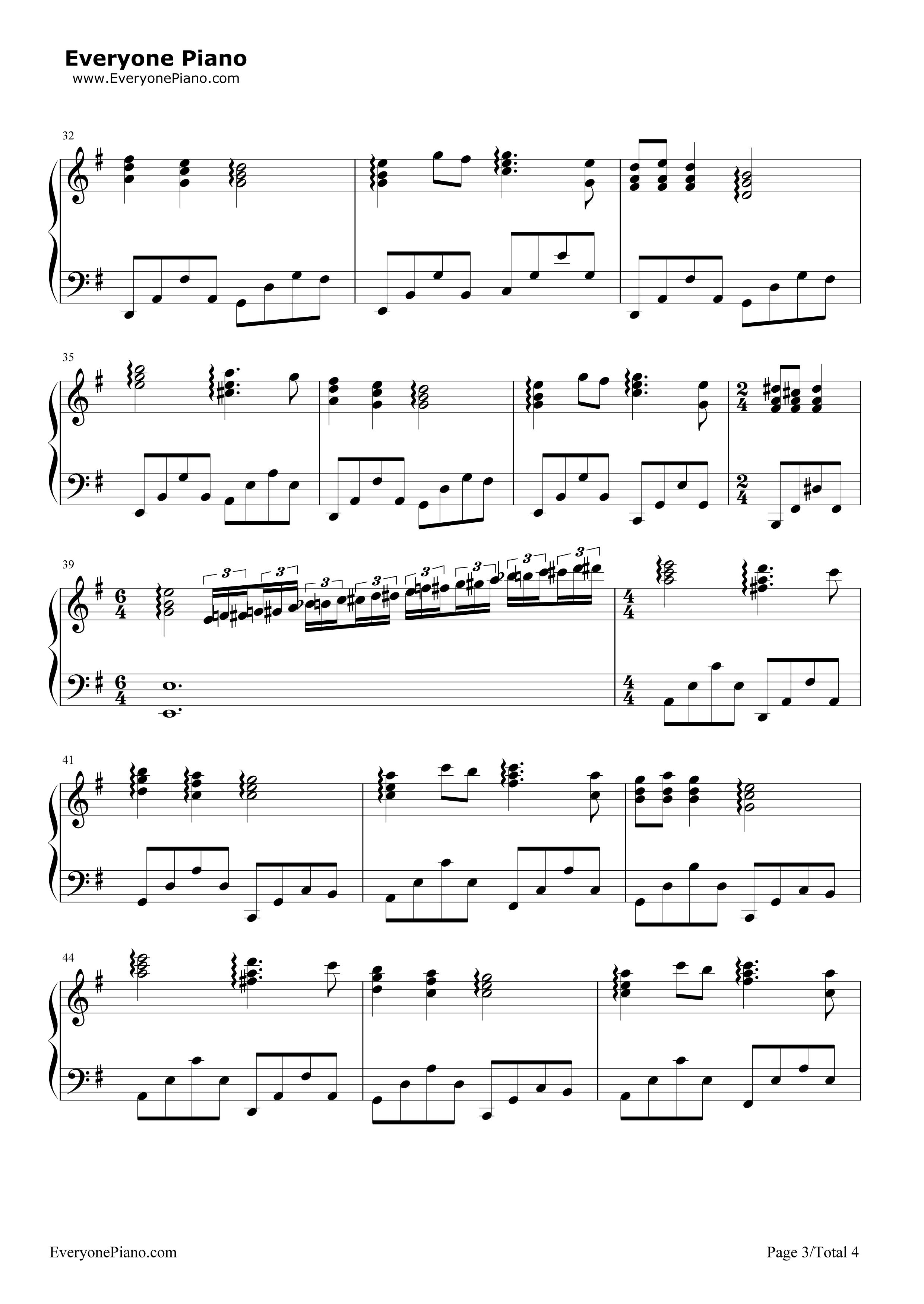 watermark piano sheet music pdf