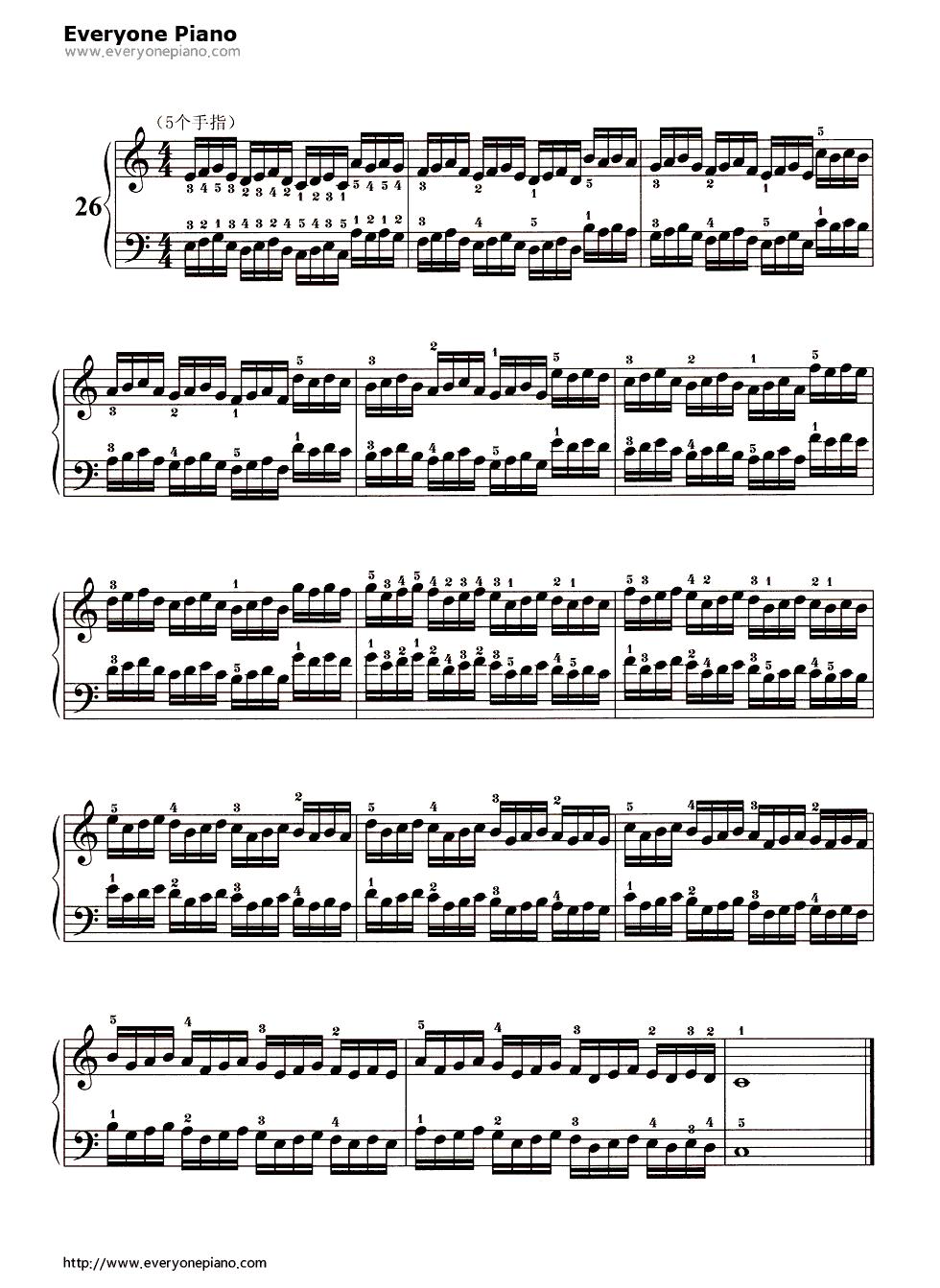 彩虹钢琴伴奏_合唱正谱雨后彩虹合唱谱钢琴伴奏谱合唱正