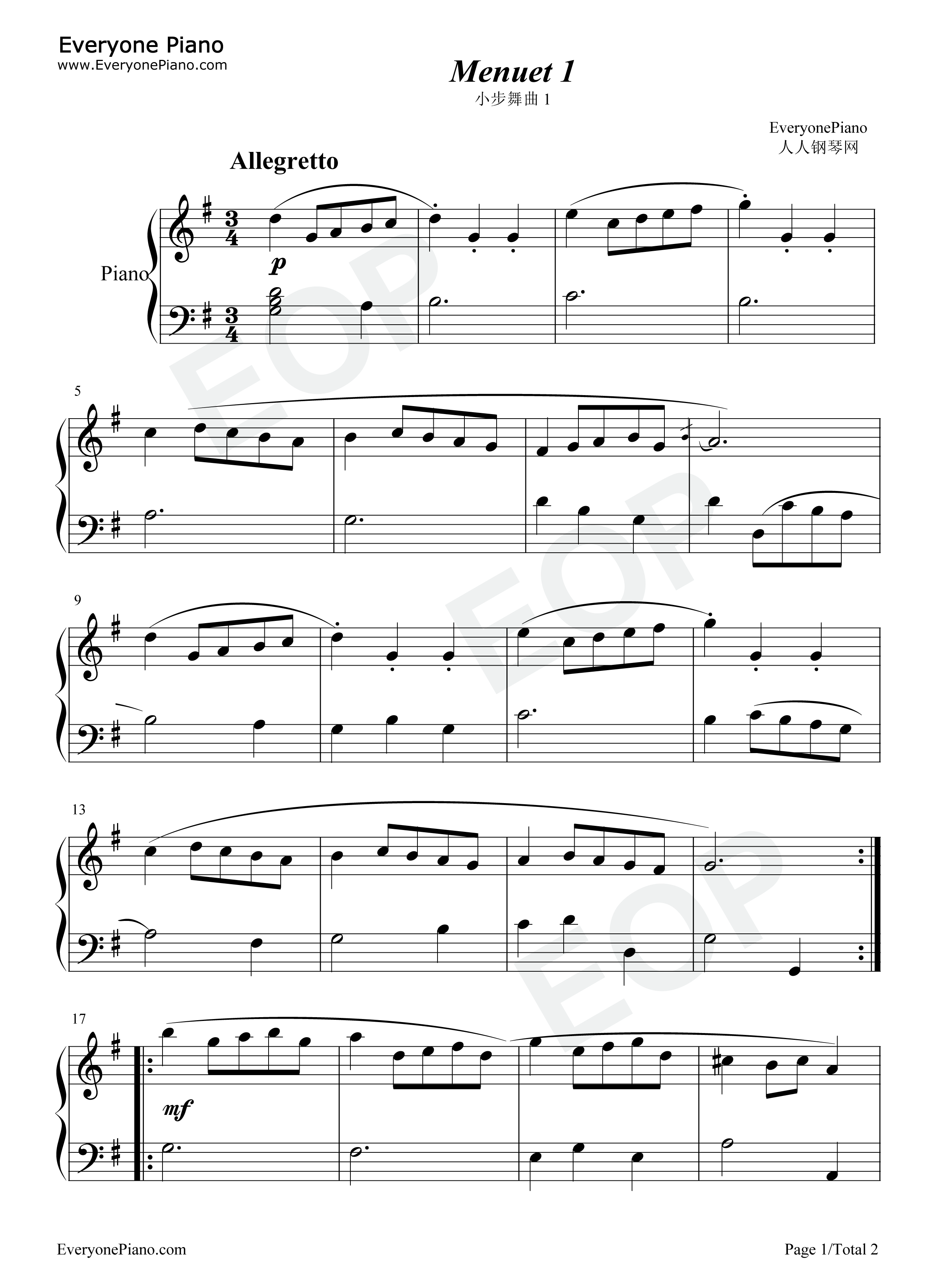 流行歌曲电子琴简谱 雅马哈电子琴