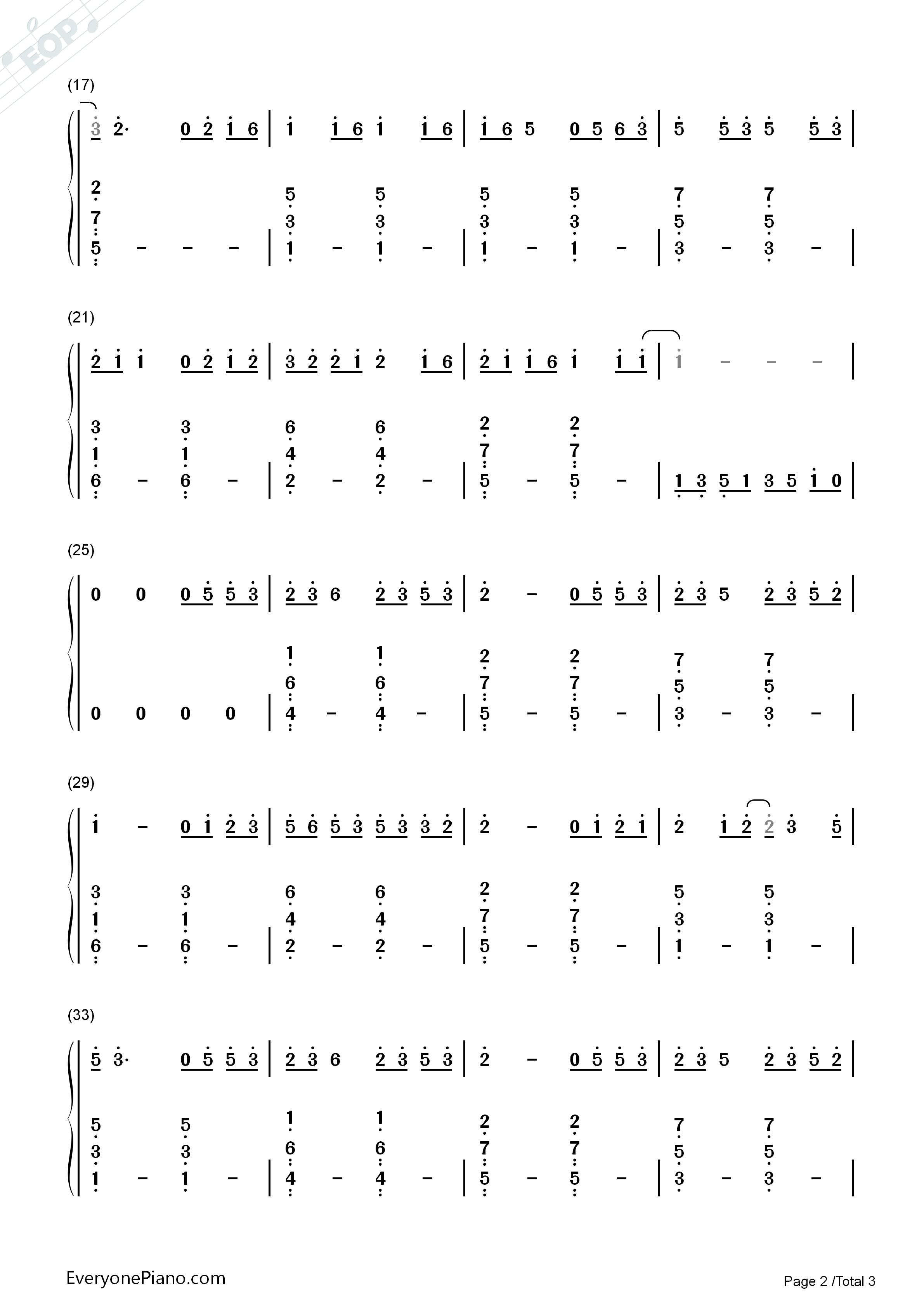 勋章钢琴曲曲谱-周杰伦,钢琴谱 周杰伦