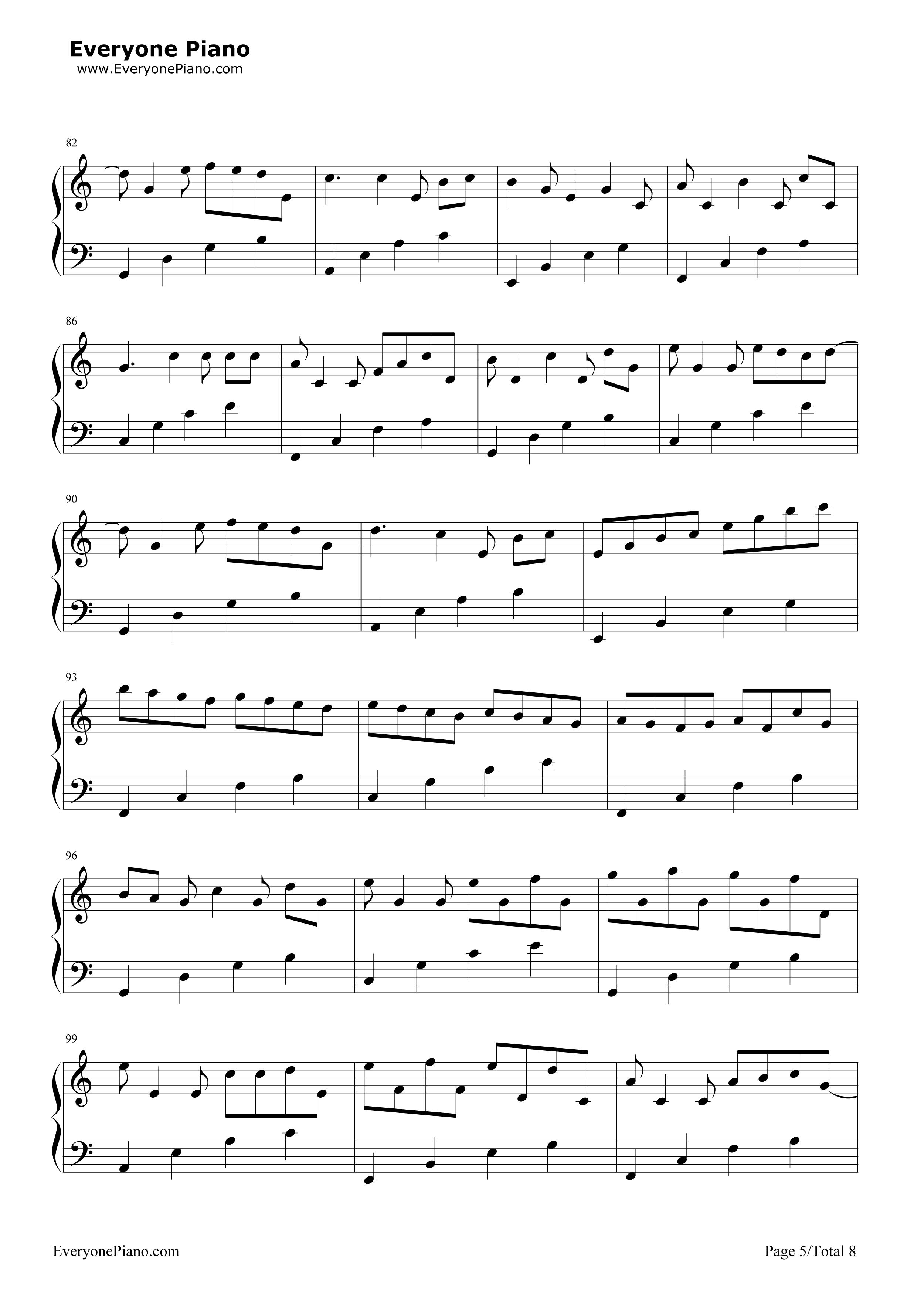 网站首页 钢琴曲谱 经典 卡农c大调最简版-eop教学曲 >> 卡农c大调最