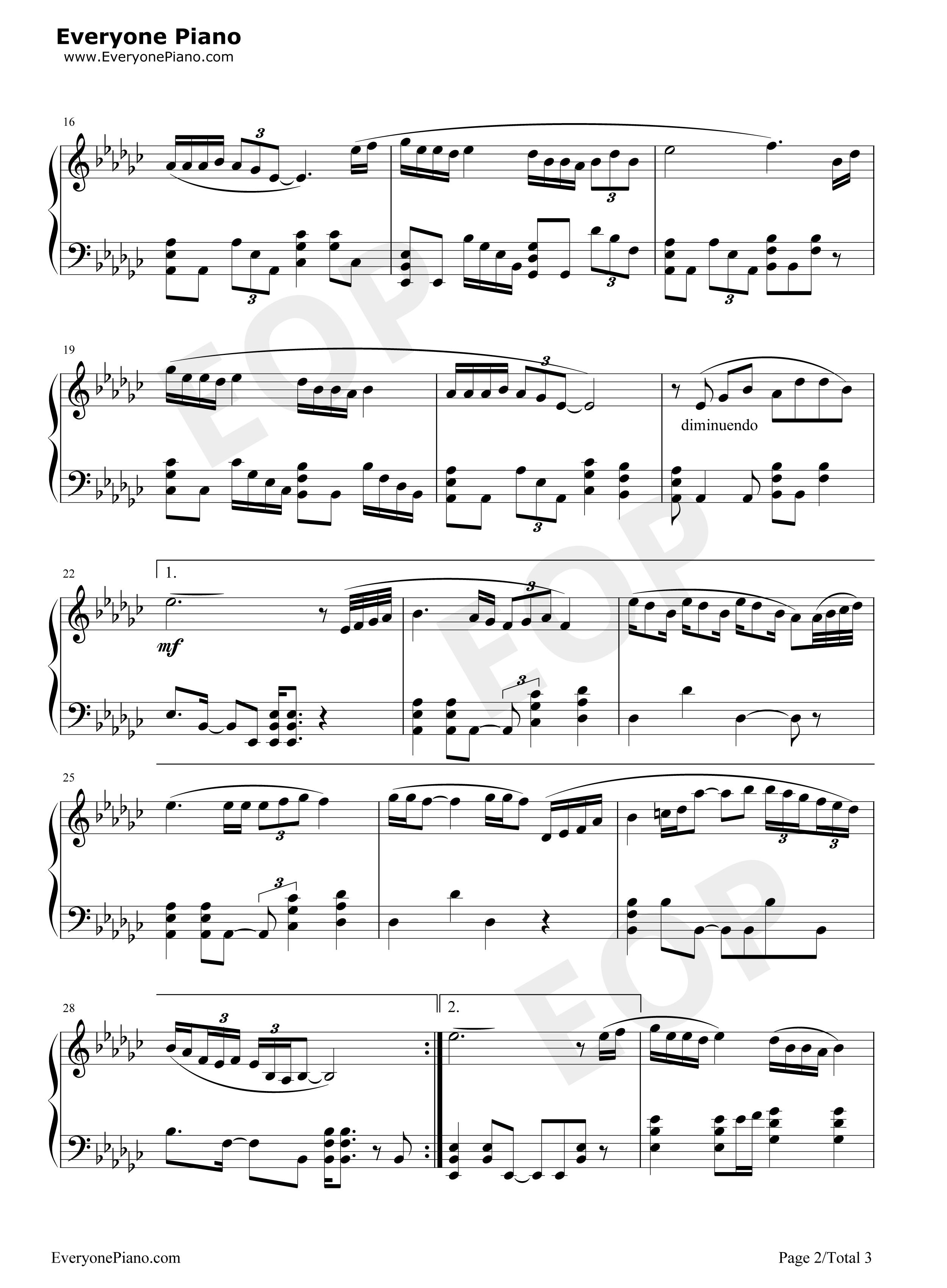 网站首页 钢琴曲谱 流行 谢谢你的爱1999-谢霆锋 >> 谢谢你的爱1999