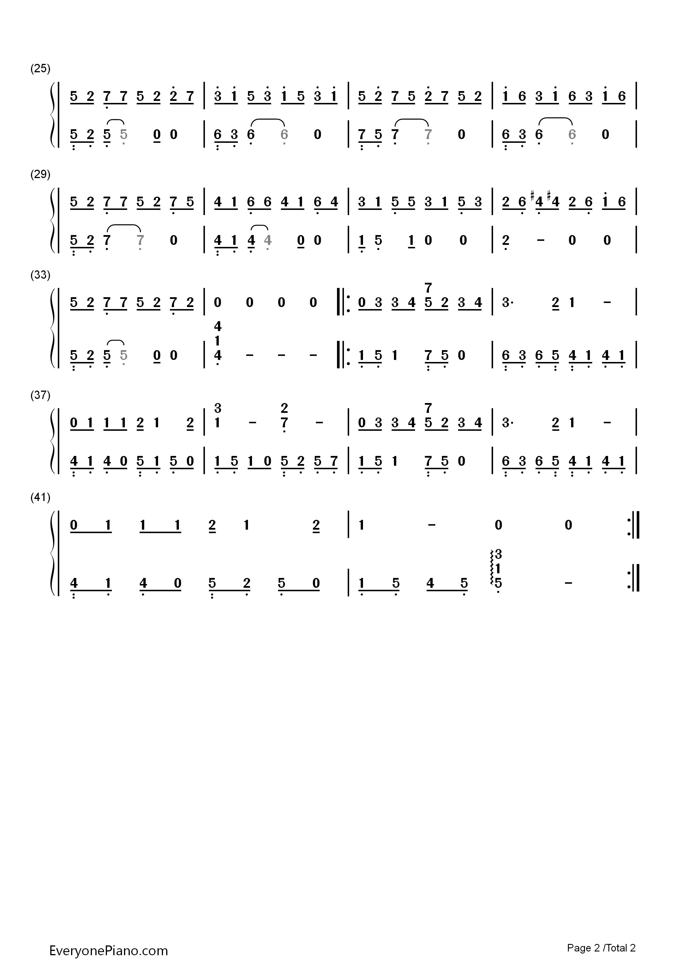 钢琴曲谱 动漫 阳光下安静的猫-空之轨迹the 3rd ost 阳光下安静的猫