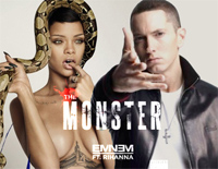 The Monster-Eminem & Rihanna