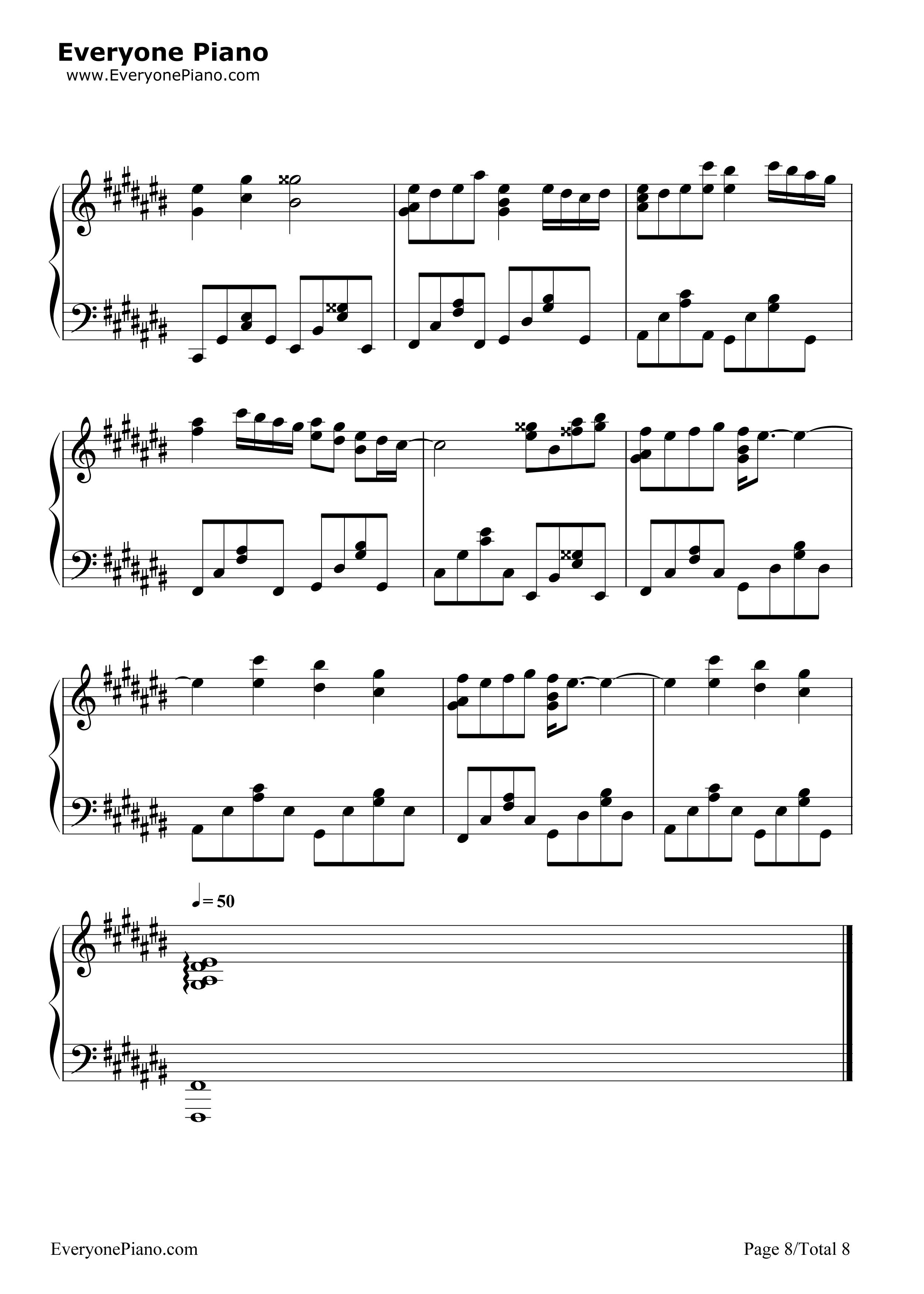 娃哈哈完整钢琴简谱