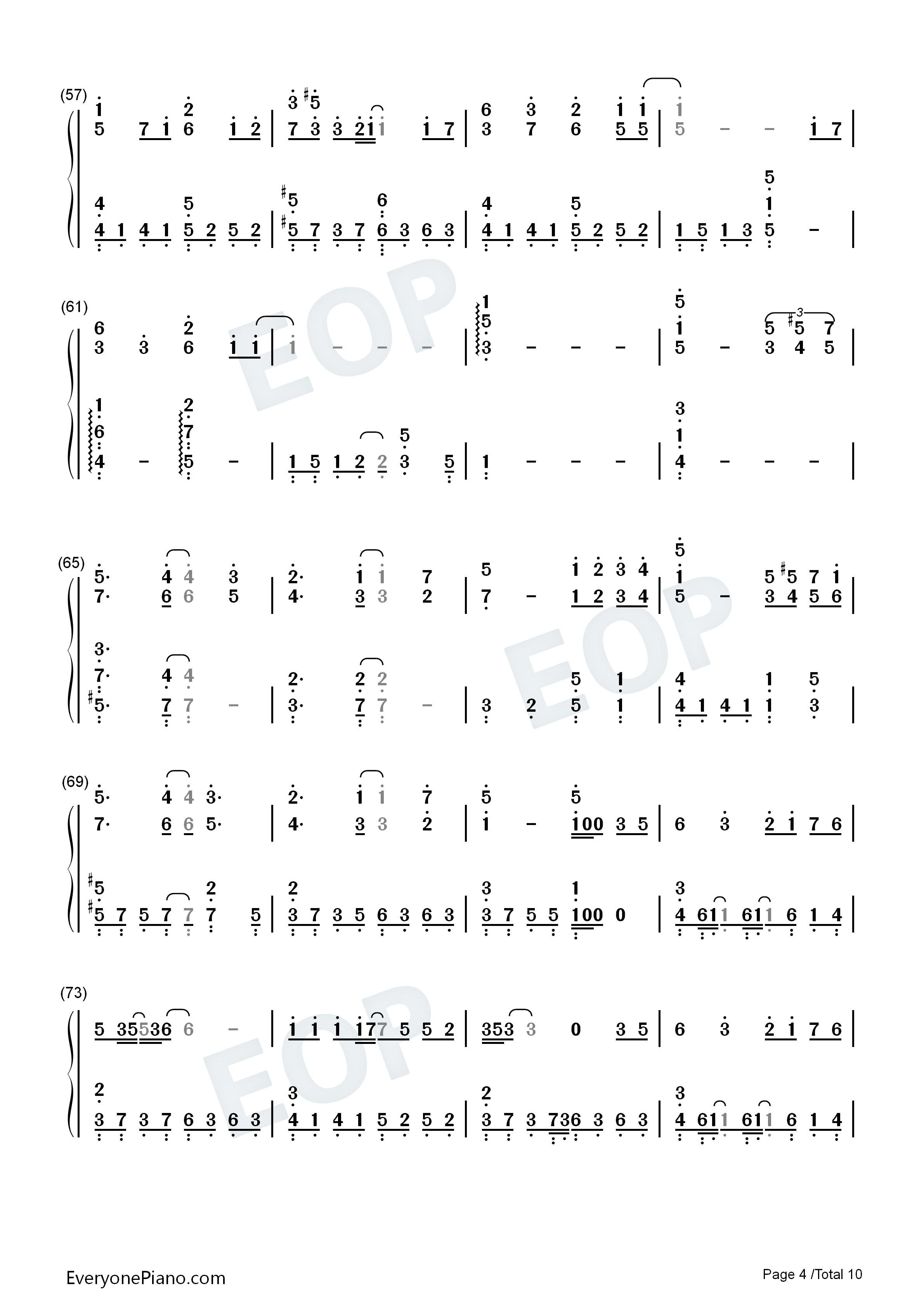 钢琴曲谱 动漫 ハルウタ-名侦探柯南 第十一名王牌前锋主题曲 ハルウ