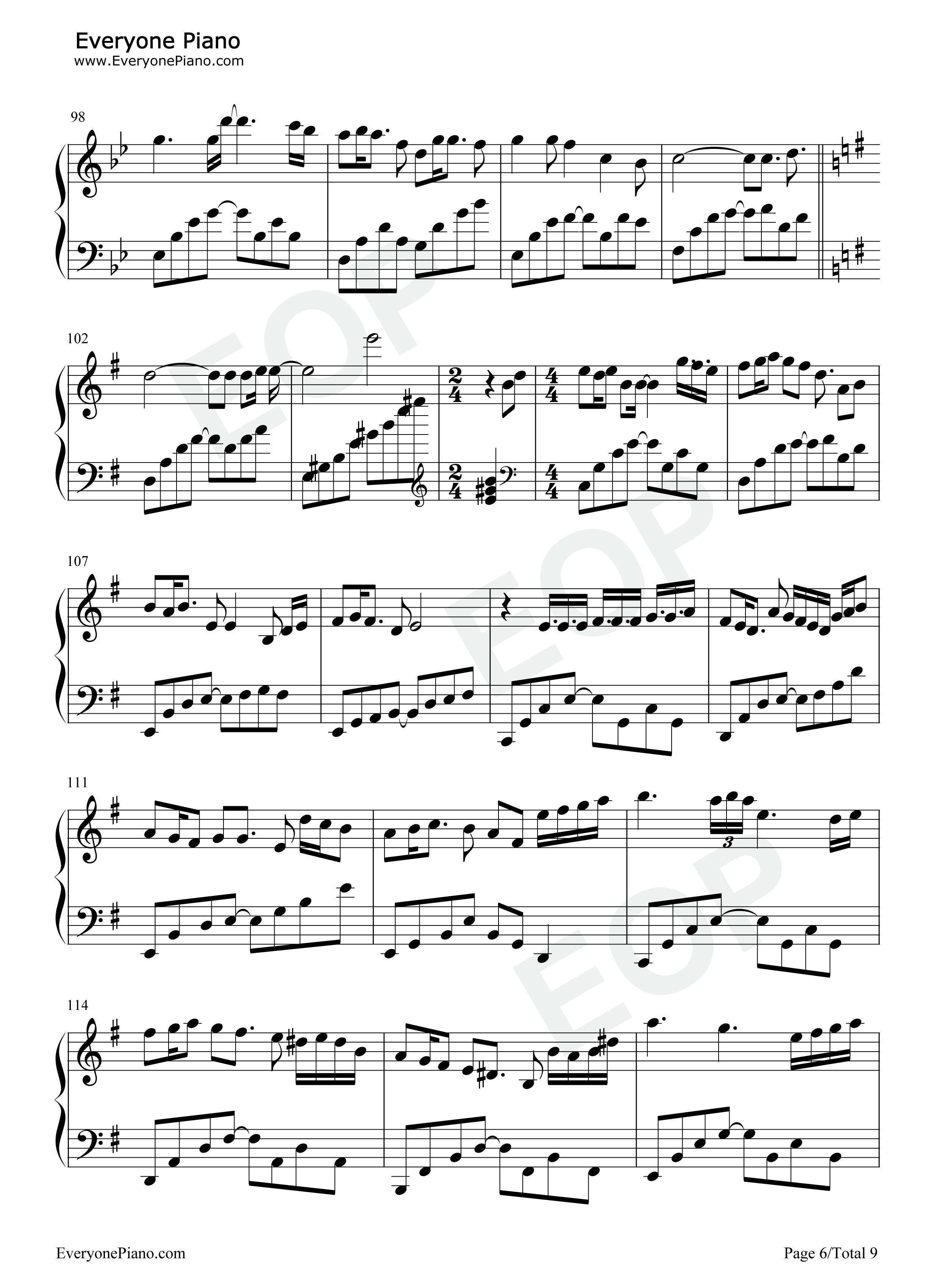 Cat 39 s dance 6 midi pdf for Piano dance music 90 s
