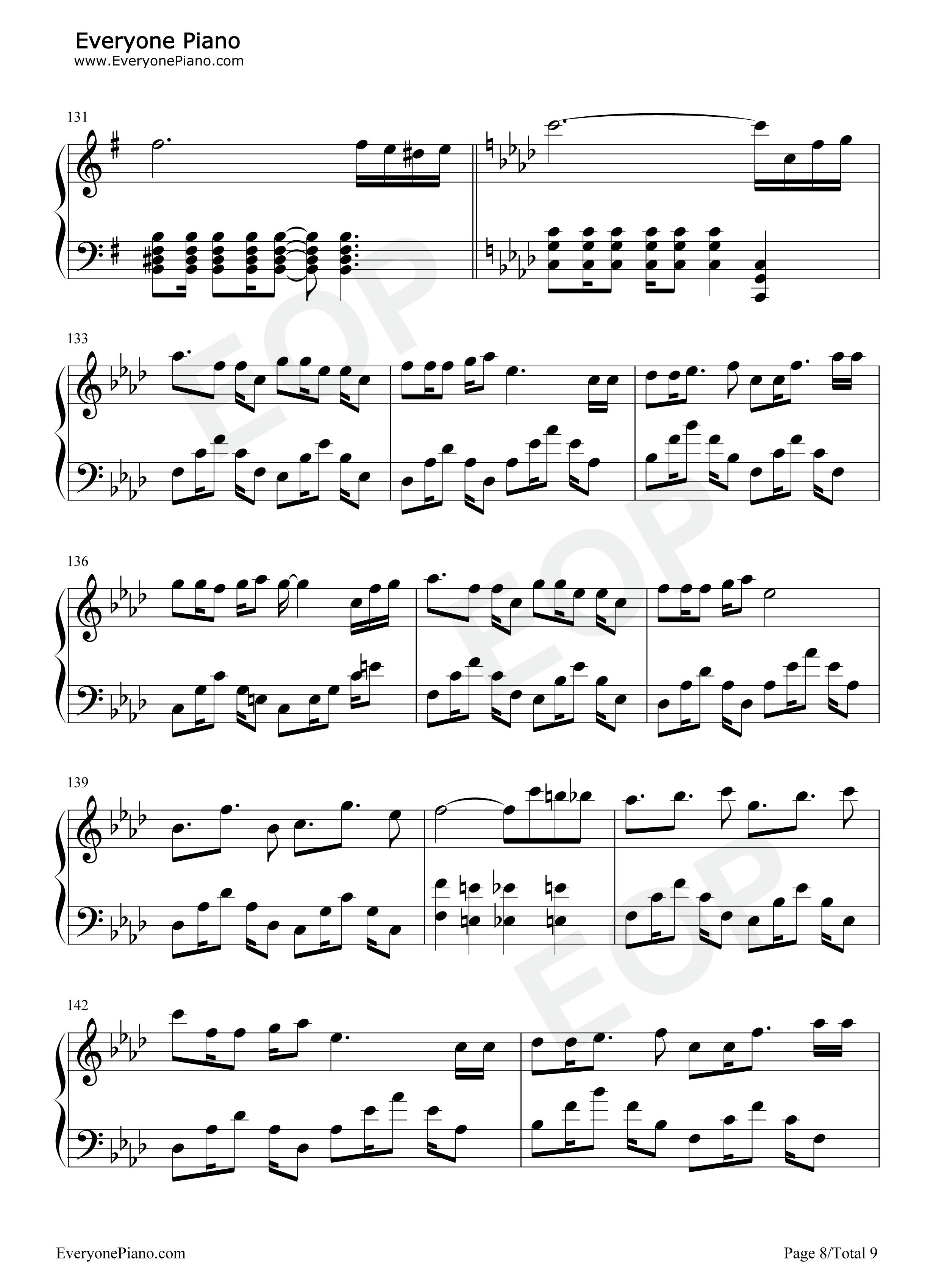 Cat 39 s dance 8 midi pdf for Piano dance music 90 s