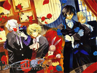 Parallel Hearts-潘朵拉之心 OP-FictionJunction