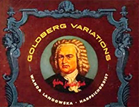 Goldberg Variations-哥德堡變奏曲-Johann Sebastian Bach