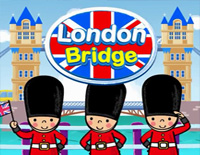 倫敦橋要倒了-倫敦橋-London Bridge Is Falling Down