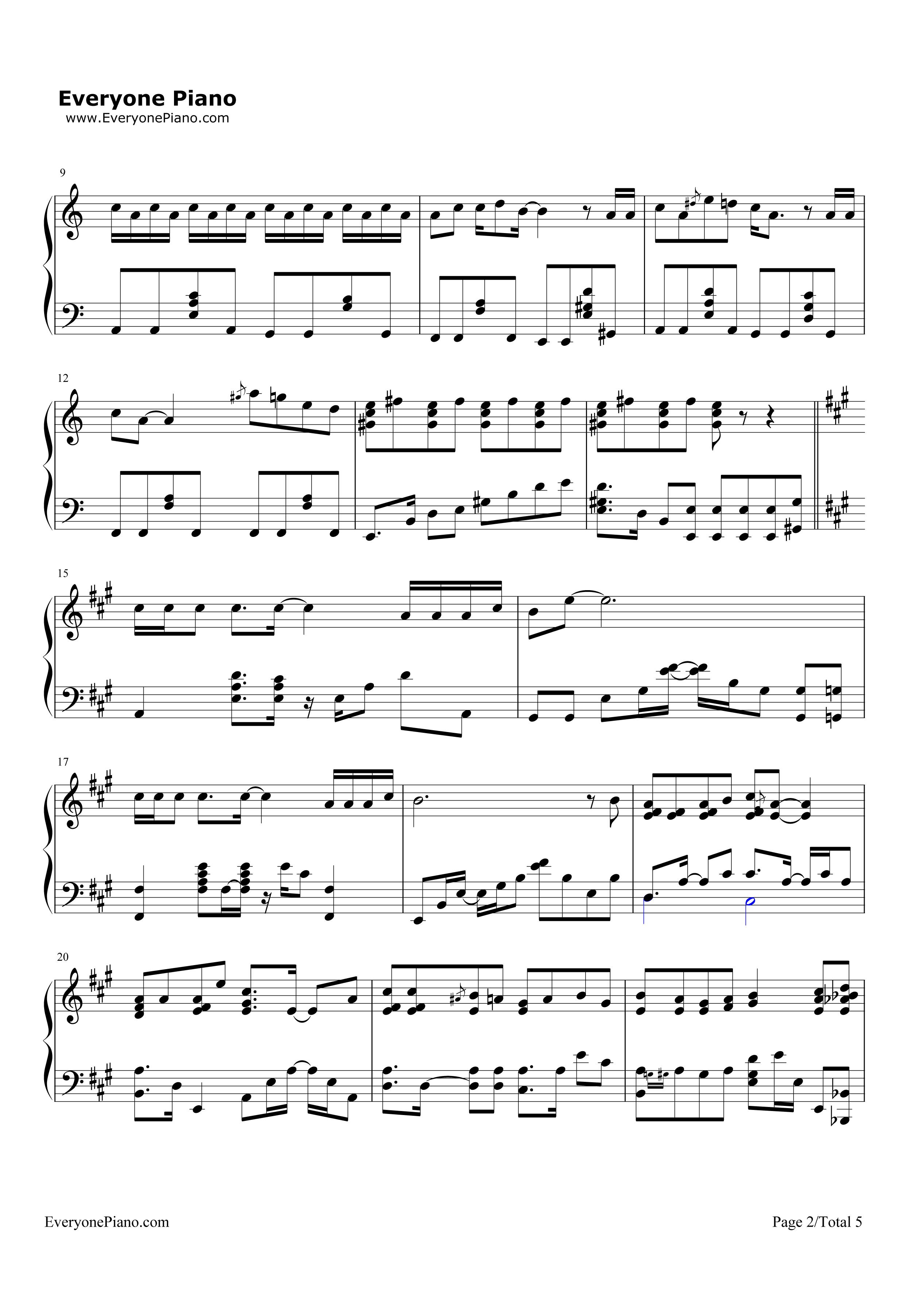 乐谱 曲谱 2530_3608 竖版 竖屏图片