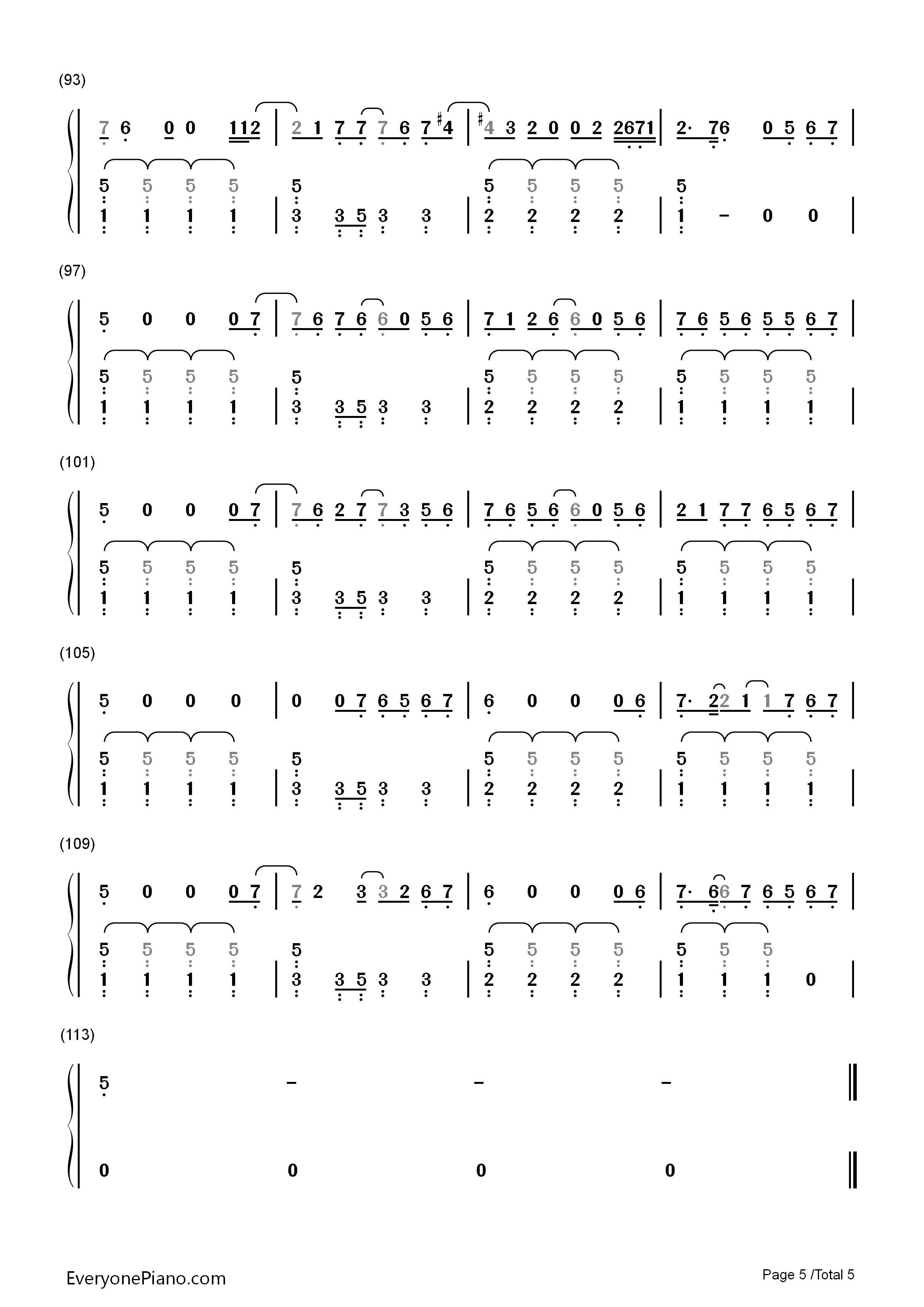 do-re-mi简谱歌谱