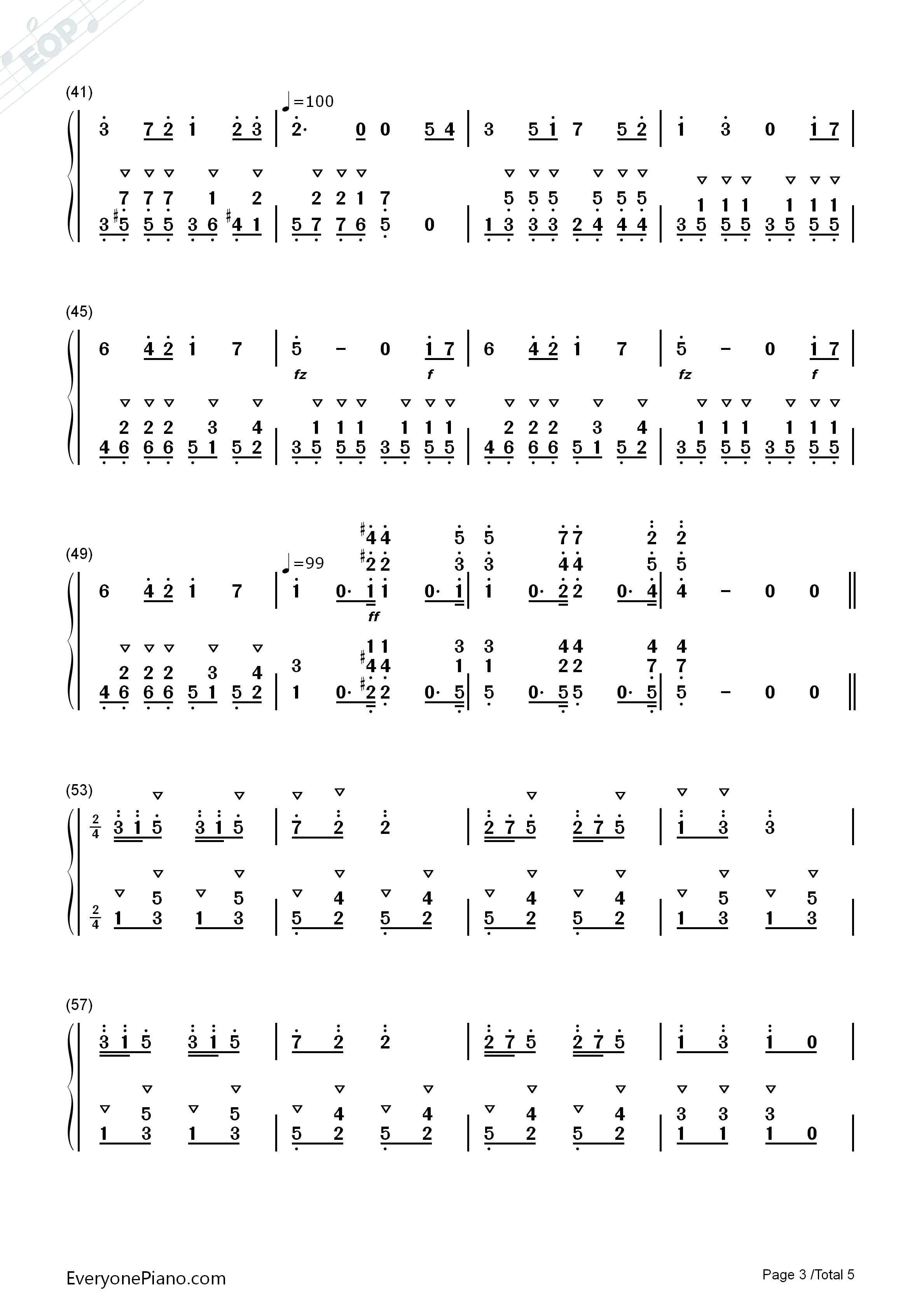 儿歌曲带谱子-g大调儿童歌曲简谱