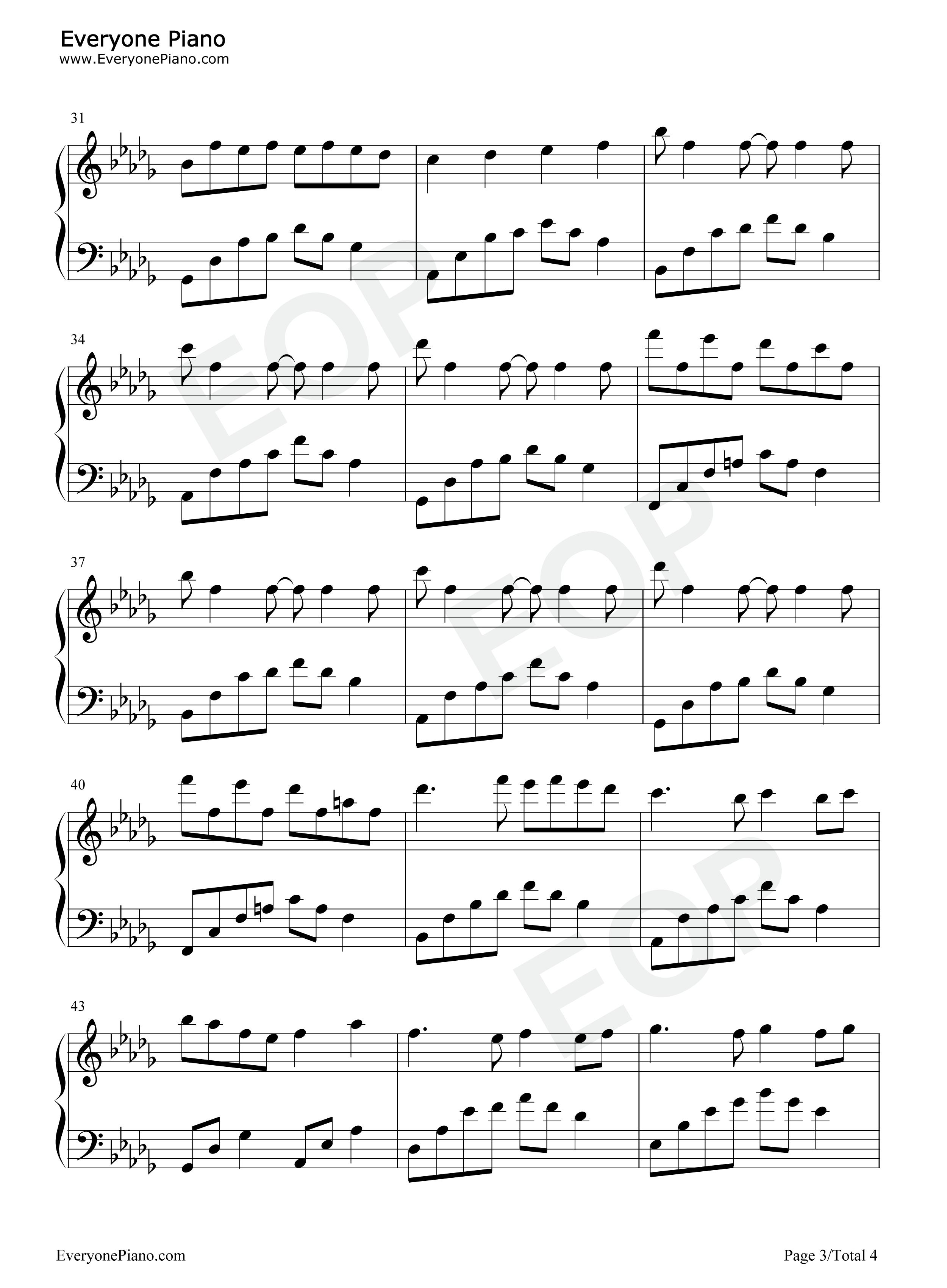 下载列印 } 倾诉-夜的钢琴曲图片
