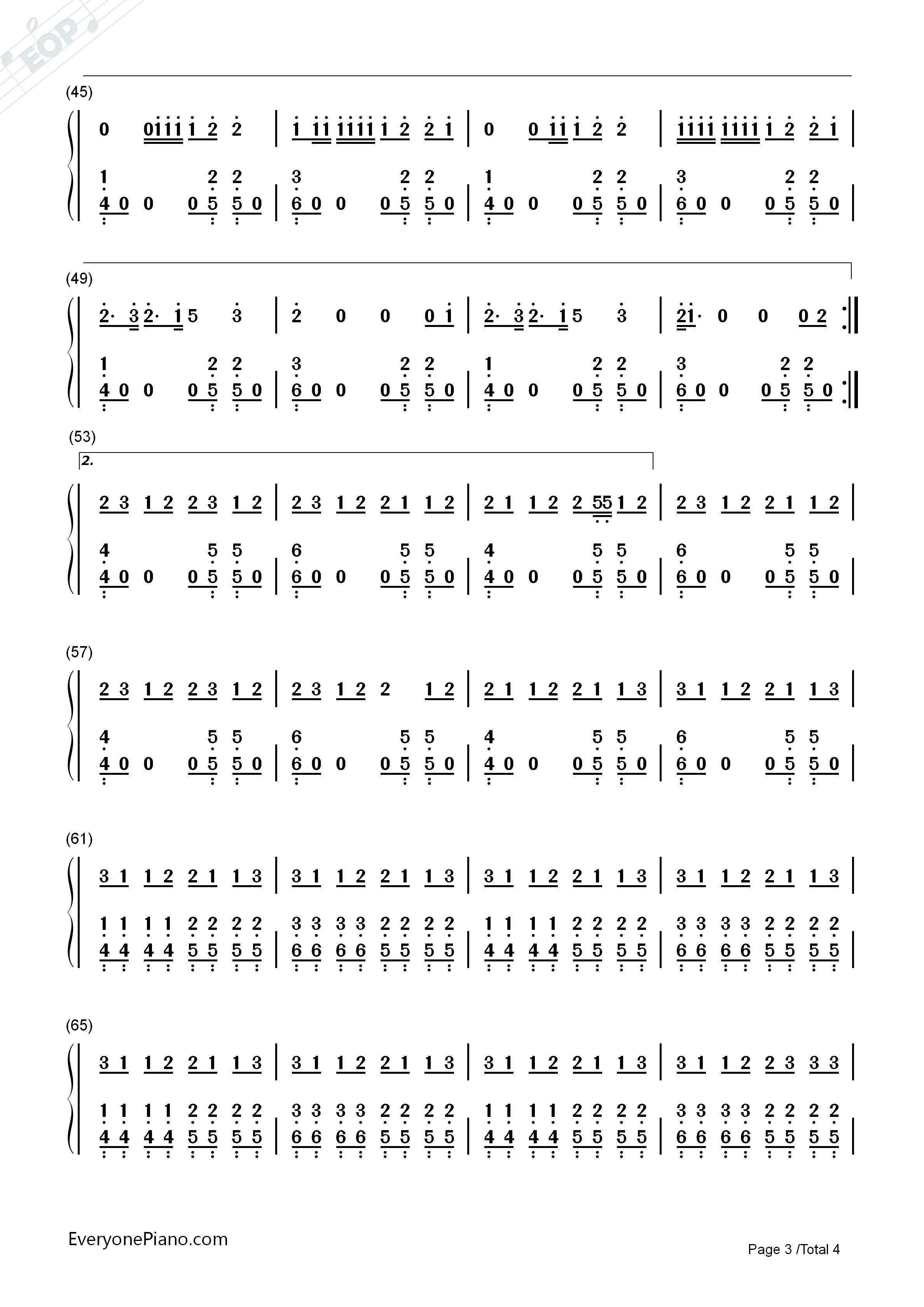 superpads教程closer数字谱子