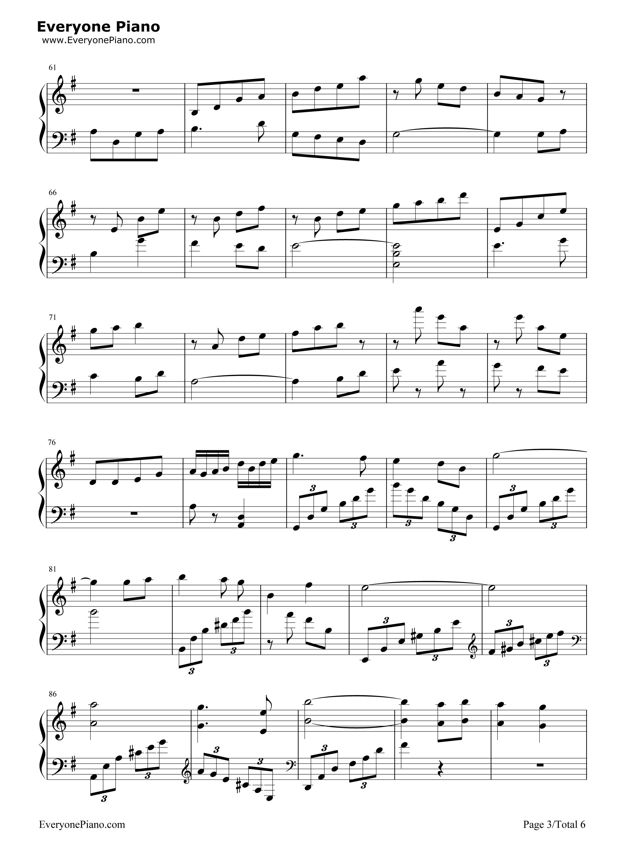 钢琴曲谱 影视 红星歌-闪闪的红星主题曲 红星歌-闪闪的红星主题曲