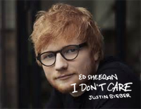 I Dont Care-Ed Sheeran和Justin Bieber