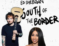 South of the Border-Ed Sheeran