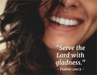 Serve the Lord with Gladness
