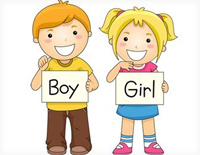 Boy And Girl-英文兒歌