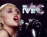 Midnight Sky-Miley Cyrus
