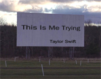This Is Me Trying-Taylor Swift