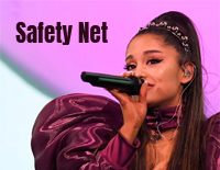 Safety Net-Ariana Grande ft Ty Dolla Sign