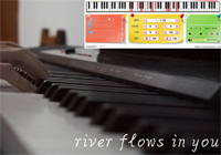 你的心河 river flows in you